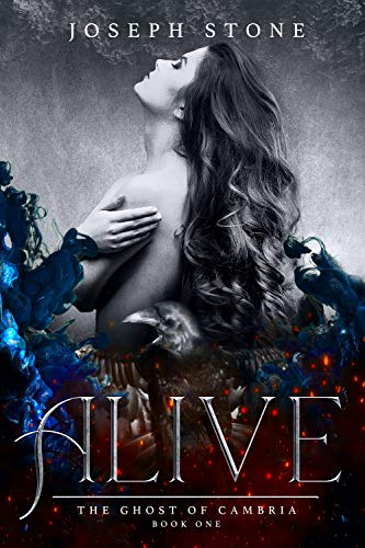 Cover of the week Alive (The Ghost of Cambria Book 1)